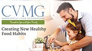 Creating New Healthy Food Habits