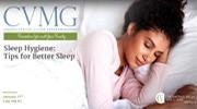 Sleep Hygiene: Tips For Better Sleep