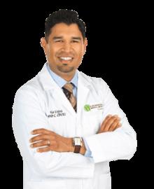 Noé Lopez, FNP-C, Certified Diabetes Care & Education Specialist