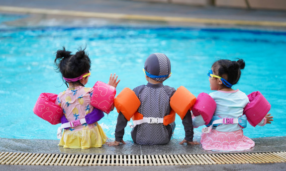 Heading to the Beach or Pool? Follow These Water Safety Tips for Kids