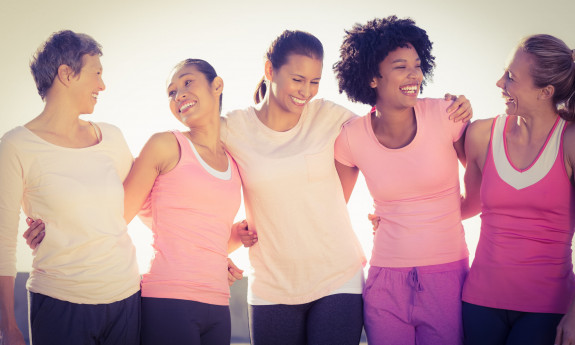 The Power of Pink: October is Breast Cancer Awareness Month